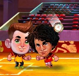 1 vs 1 FIFA