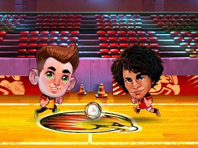 1 vs 1 Kafa Topu