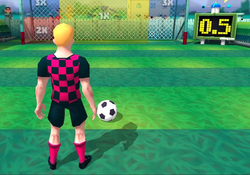 10 Shoot Soccer