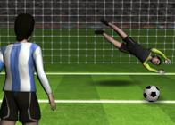 12 Metreden Penaltı