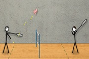 2 Kişilik Badminton