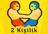 2 Kişilik Güreşçi Çekişmesi