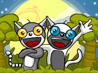 2 Lemur - İki Kişilik