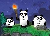 3 Panda 2. Gece