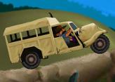 3 Tekerli Araba ile Orman Turu