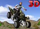 3D ATV Sür