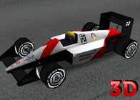 3D Formula 1 Eğitimi