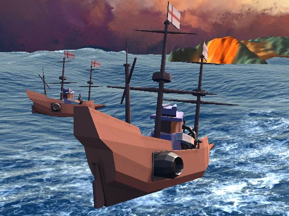 3D Gemi Savaşları
