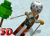 3D Kar Kayağı