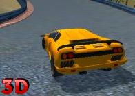 3D Online Lamborghini Araba Sürme