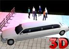 3D Limuzin Park Etme