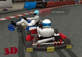Mobil 1 Go Gart Yarış Akademisi (Türkçe - Unity 3D)
