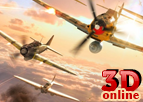 3D Online Uçak Savaşı - Air Wars