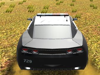 3D Polis Arabaları