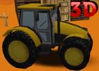 3D Traktör Parketme