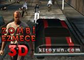 3D Zombi Ezmece