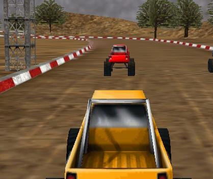4x4 Araba Yarışı