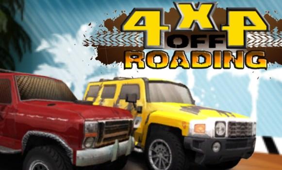 4x4 Off Road Yarışı