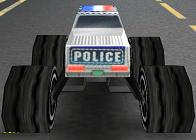 4x4 Polis Yarışı