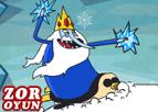 Adventure Time Buz Kralı ve Penguenleri
