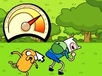 Adventure Time Finn Fırlatma