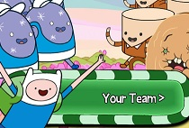 Adventure Time Futbol
