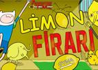 Adventure Time Limon Firarı - Türkçe