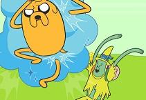 Adventure Time Şanssız Jack