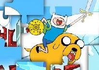 Adventure Time Yapboz