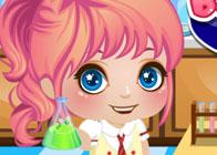 Alis Bebeğin Okul Projesi
