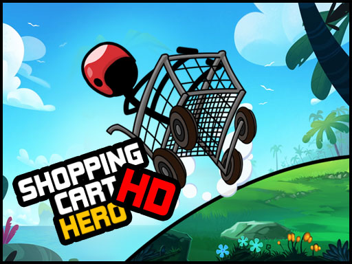 Alışveriş Arabası Sürme