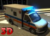 3D Ambulans Park Etme