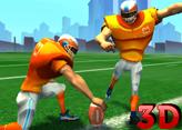 Amerikan Futbolcuları ile Şut Çek 3D - Pro Kicker Frenzy