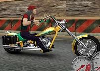 Amerikan Motor Yarışı 3D