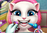 Angela Diş Doktorunda