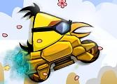 Angry Birds Bir Ters Bir Düz