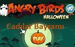 Angry Birds Cadılar Bayramı HD (Halloween)