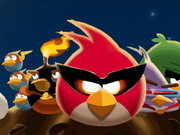 Angry Birds Space Bisiklet