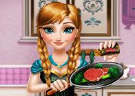 Anna Yemek Pişirme