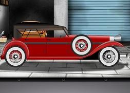 Antika Arabayı Tamir ve Modifiye Et