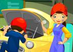Araba Bakım Garajı İşletme