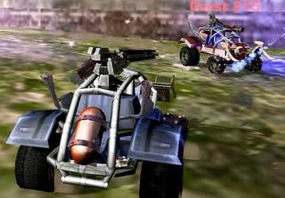 Araba Savaşları 2 - 3D