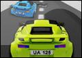 Aşırı Hızlı Araba ile Yarış