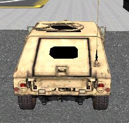 Asker Arabası Sürme