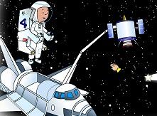 Astronot Kayu (Türkçe)