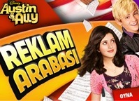 Austin ve Ally Reklam Arabası - Türkçe