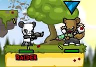 Ayılar Pandalara Karşı