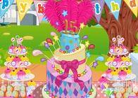 Bahçede Doğum Günü Partisi