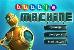 Balon Makinesi - Bubble Machine Türkçe
