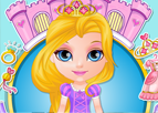 Barbi Bebek Prenses Kostümleri